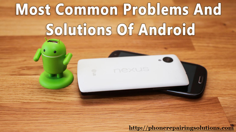 common mobile phone problems and solutions