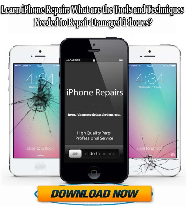 apple cell phone repair
