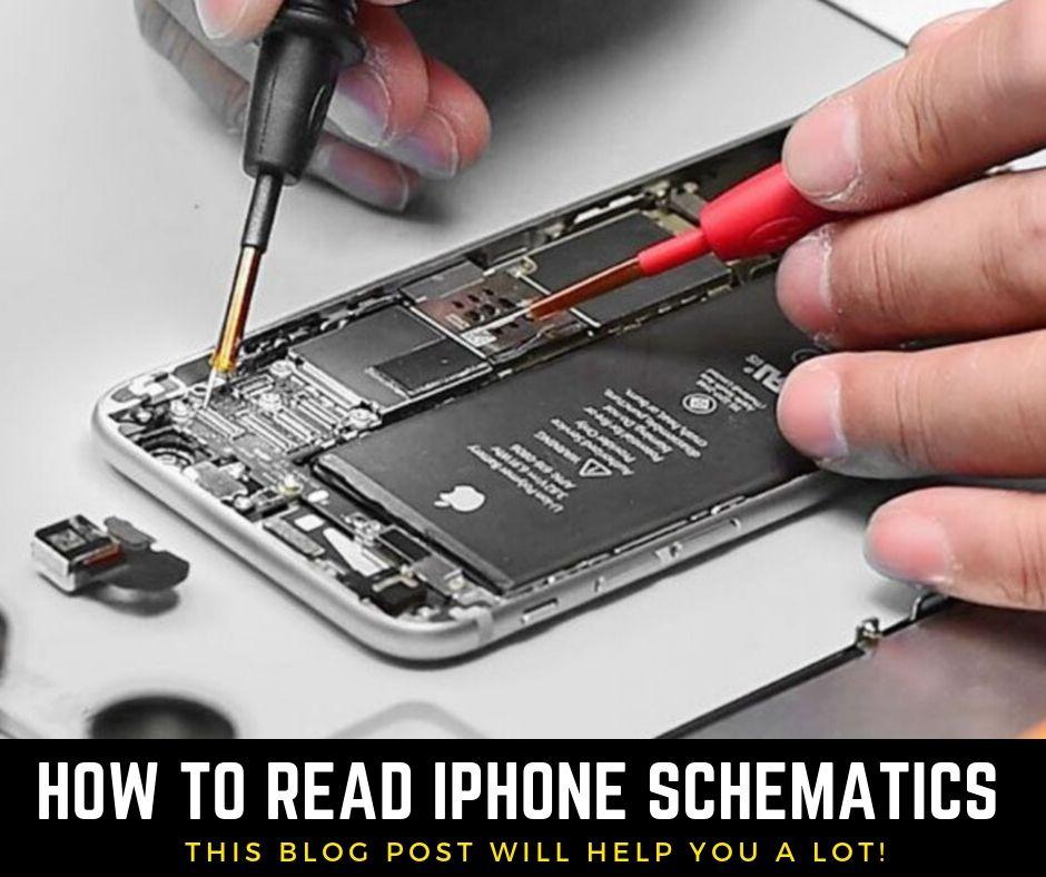 Reading iPhone schematics pdf