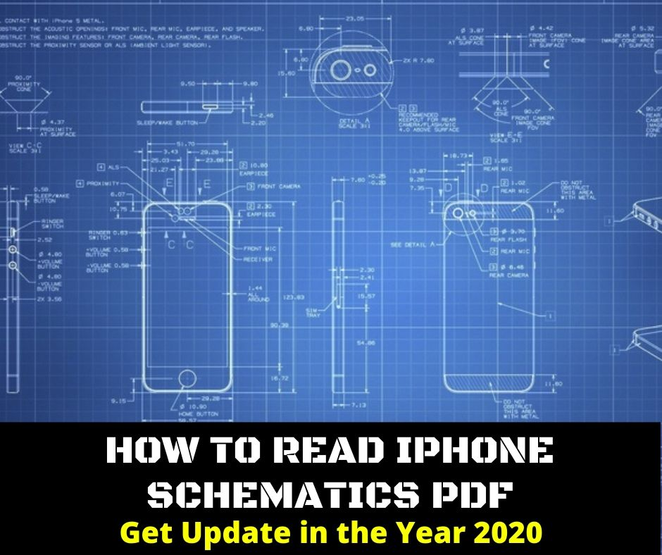 How to Read Mobile Phone Schematics