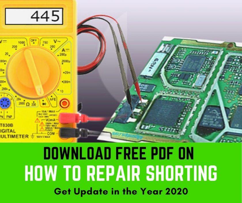 phone Shorting repair solution 2020