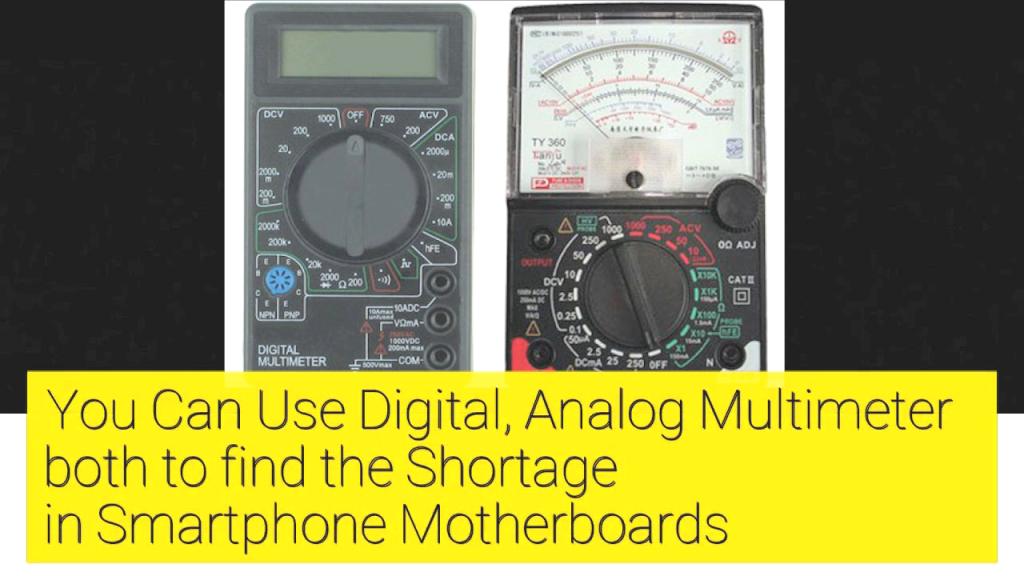 digital vs analog electric meters